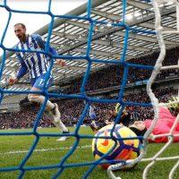 Brighton v Arsenal Glenn Murray