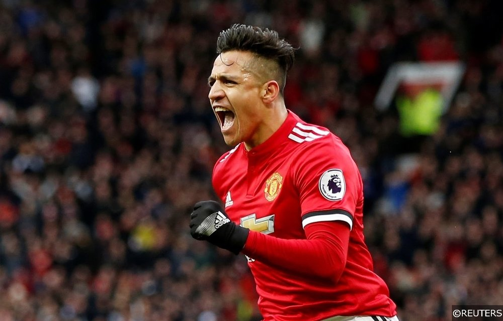 Manchester United Alexis Sanchez