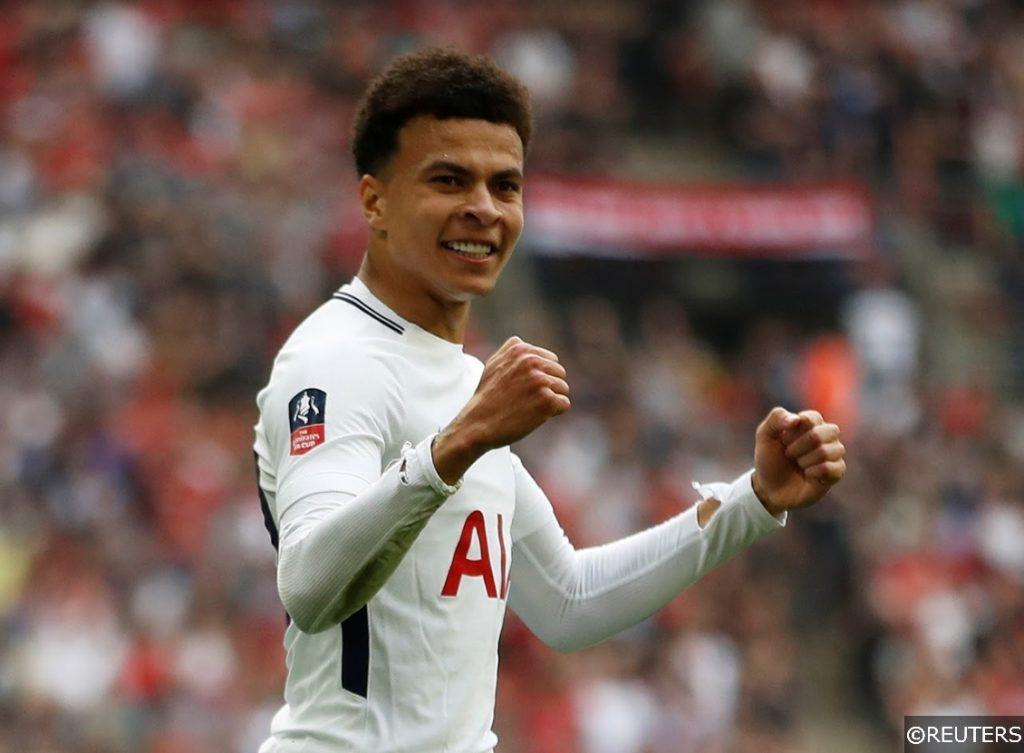 Tottenham Hotspur Spurs Dele Alli
