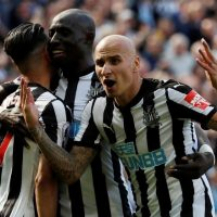Premier League Newcastle Shelvey Perez