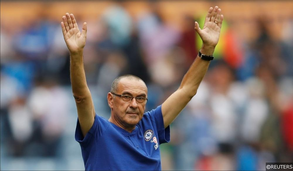 Chelsea Maurizio Sarri