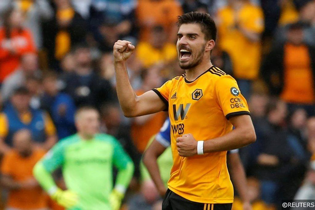 Wolves Wolverhampton Ruben Neves
