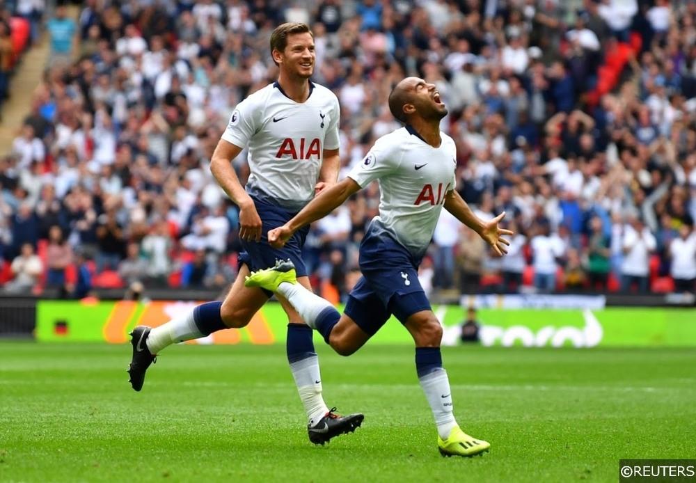 Tottenham Hotspur Spurs Vertonghen Lucas Moura