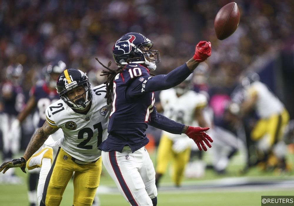 Pittsburgh Steelers vs Houston Texans NFL