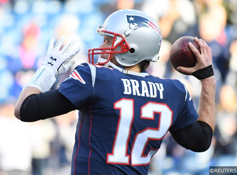 NFL - New England Patriots - Tom Brady