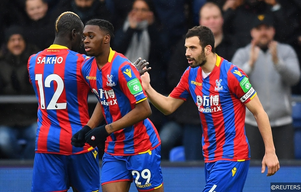Crystal Palace Premier League Sakho