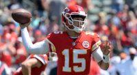 NFL - Kansas City Chiefs - Patrick Mahomes