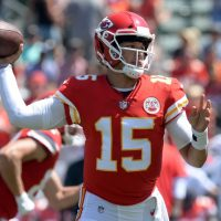 NFL - Kansas City Chiefs - Patrick Mahomes