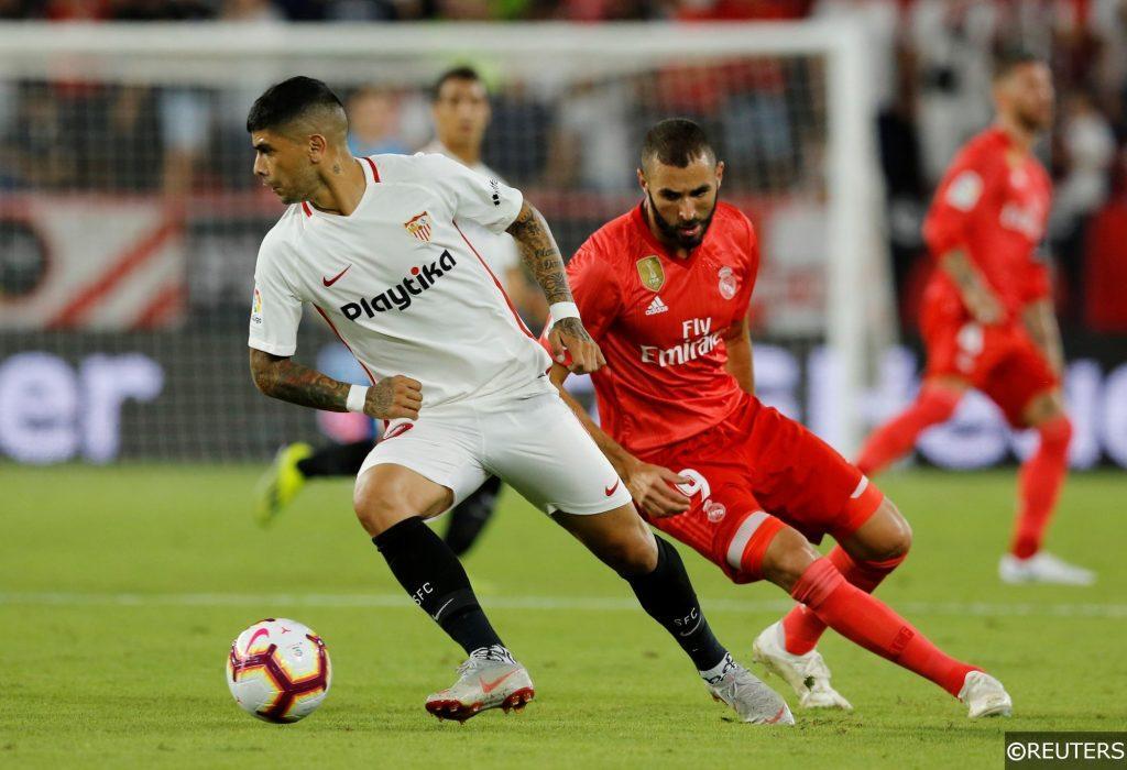 Europa League - Lazio vs Sevilla
