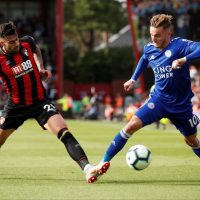 Bournemouth Rico Leicester City Maddison