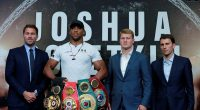 Joshua vs Povetkin Predictions