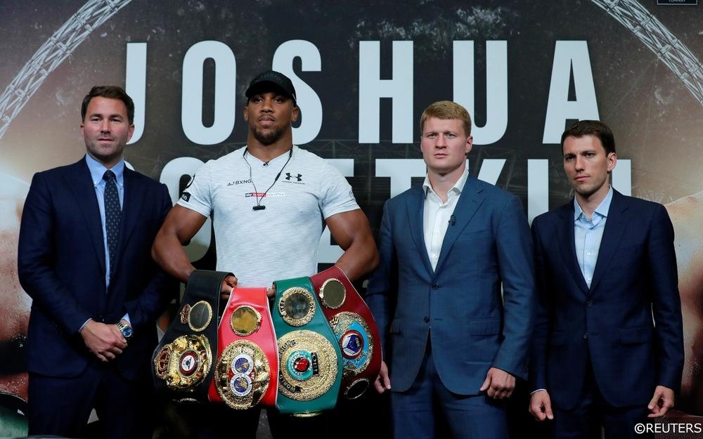 Joshua vs Povetkin Predictions