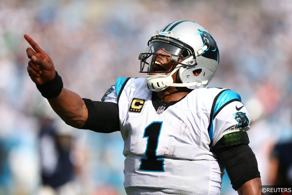 NFL - Carolina Panthers - Cam Newton
