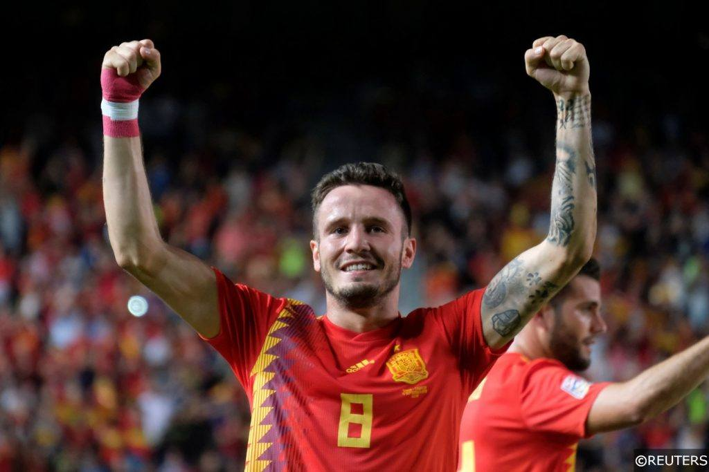 UEFA Nations League - Croatia vs Spain