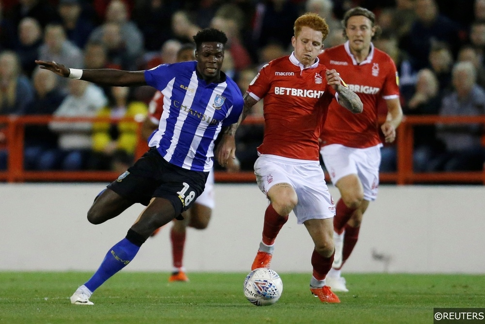 FA Cup - Sheffield Wednesday vs Luton