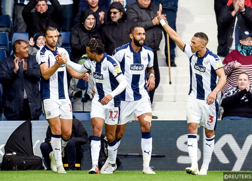 Championship - West Brom vs Brentford