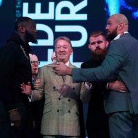 Deontay Wilder - Tyson Fury - Boxing