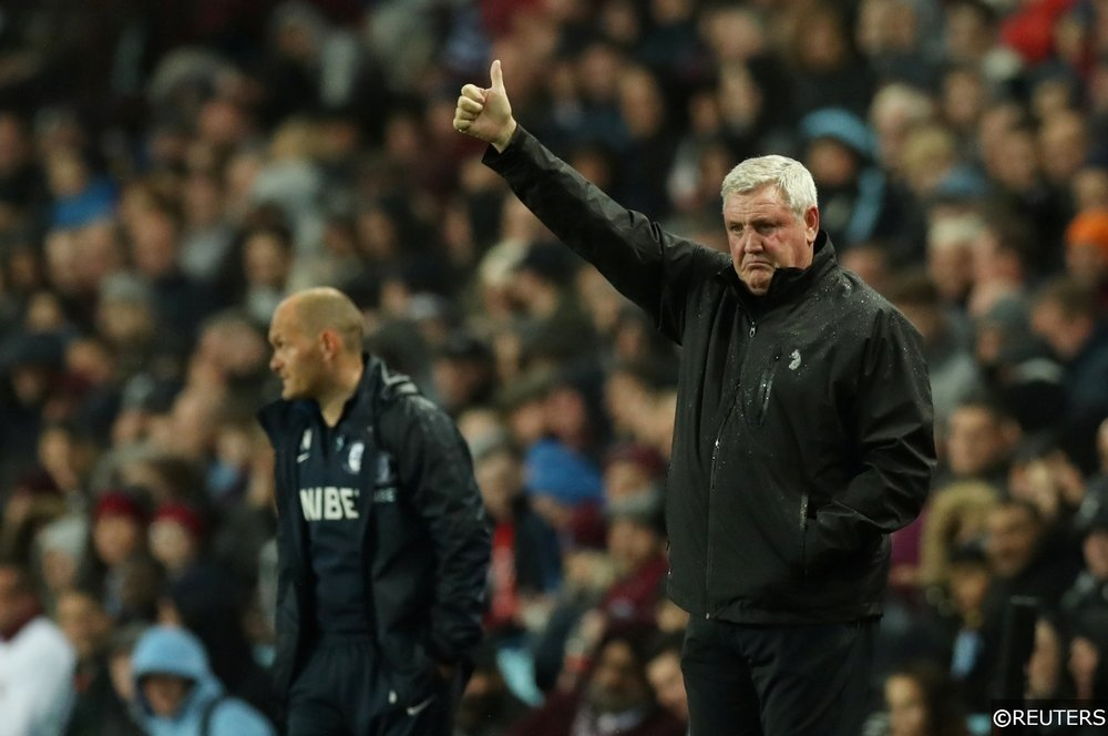 Should Steve Bruce get the boot from Aston Villa following there 3-3 draw with Preston?
