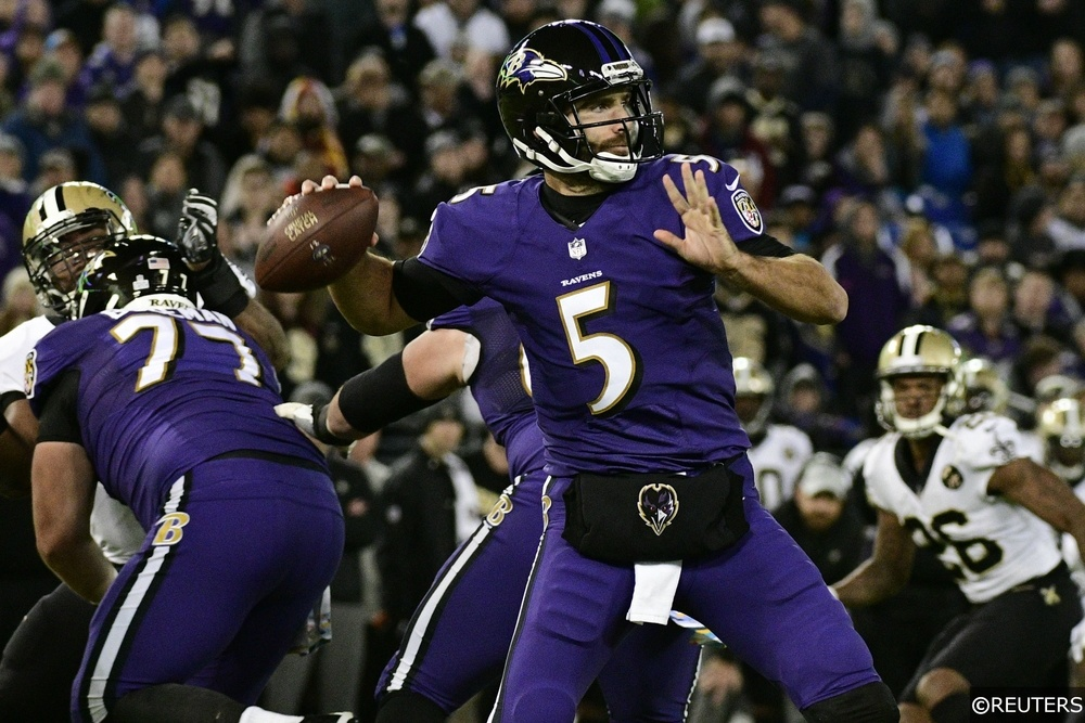 NFL - Baltimore Ravens - Joe Flacco