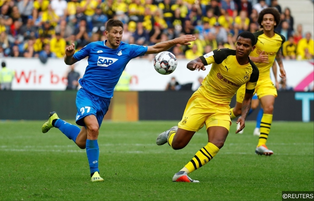 Hoffenheim Kramaric Borussia Dortmund Diallo