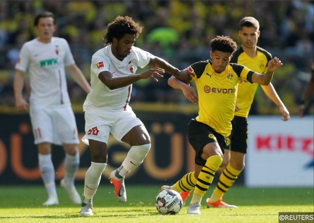 Bundesliga - Augsburg vs Hertha Berlin