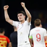 Harry Maguire England