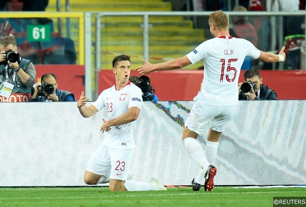 Piatek scores for Poland