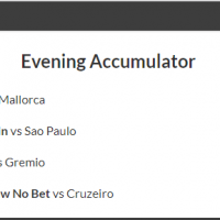 10/1 Evening Accumulator Lands