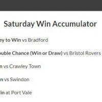 18/1 Win Accumulator Lands!
