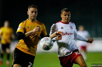 League Two - Newport vs Tranmere