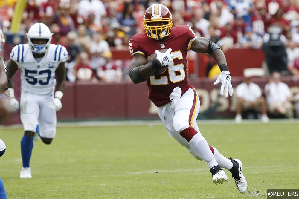 NFL - Washington Redskins - Adrian Peterson
