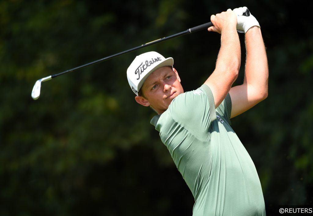 Cameron Smith on the PGA Tour