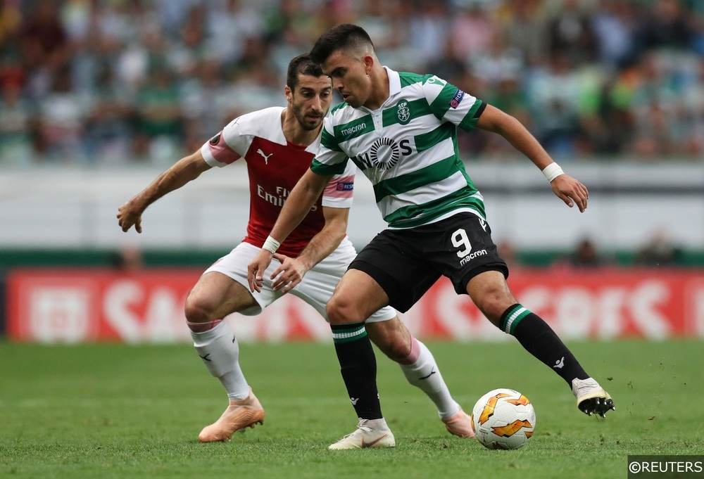 Sporting Lisbon vs Desportivo Aves predictions for Sunday s match in the  Primeira Liga. Read on for all our free predictions and betting tips. a69bd8da41164
