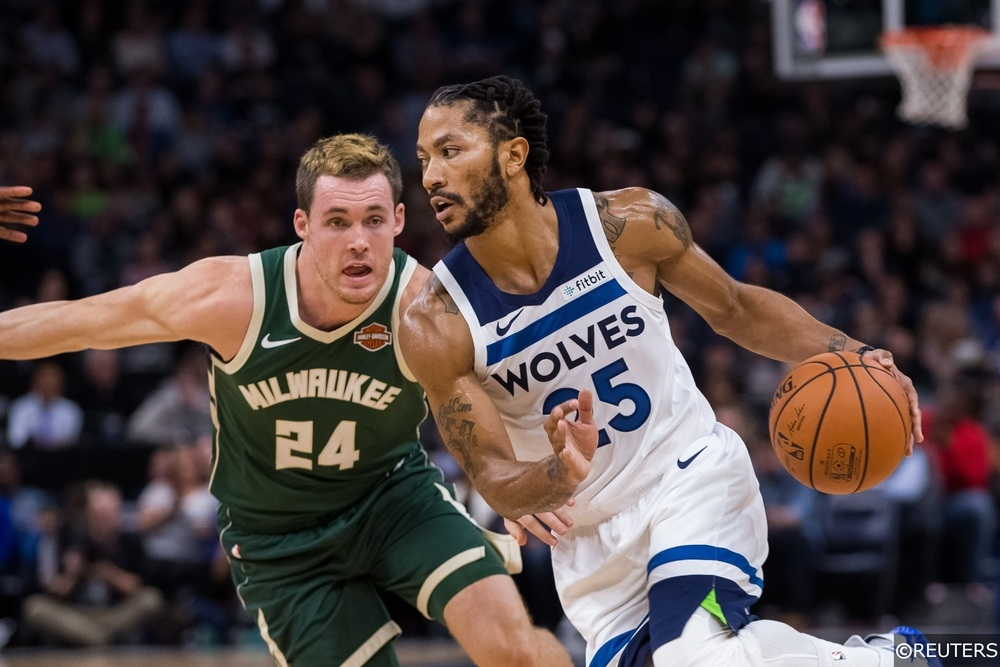 180c4e4ed8da ... game heads to Oakland in the hopes of handing Golden State their first  loss in 6 games. Will Timberwolves end the streak or will the Warriors make  it 7 ...