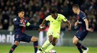 Lille Rafael Leao PSG Thiago Silva Julian Draxler