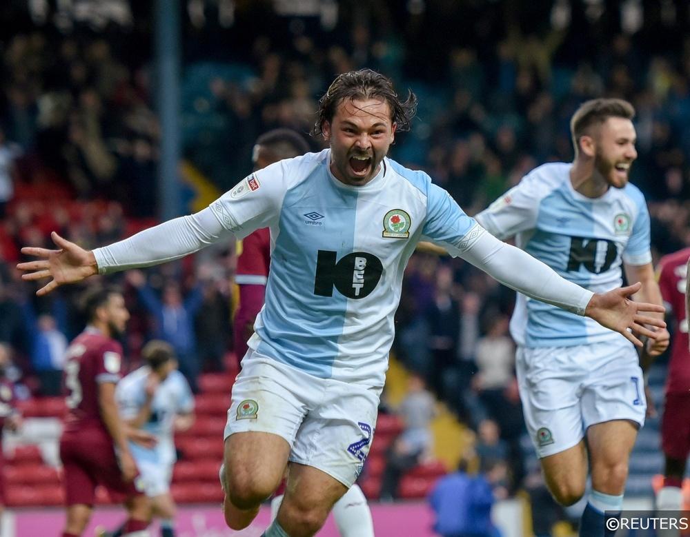 Bradley Dack Blackburn Rovers