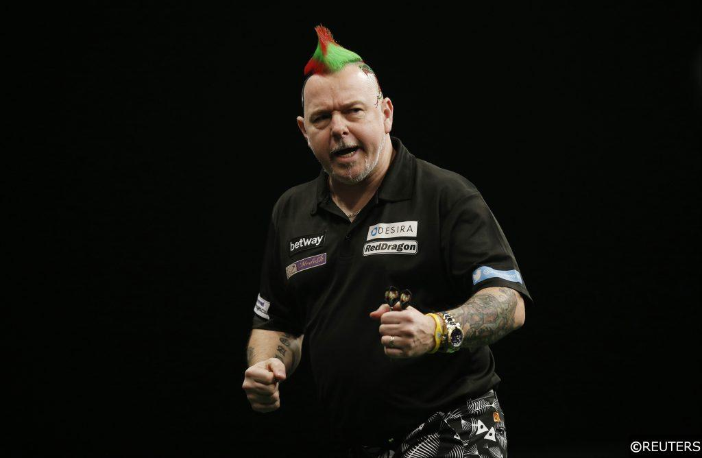 Darts - Peter Wright