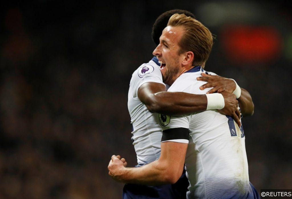 Tottenham Hotspur Spurs Kane