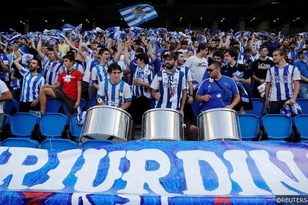 Real Sociedad vs Real Betis - Copa del Rey