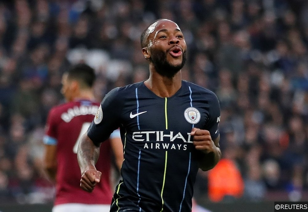 Man City Raheem Sterling