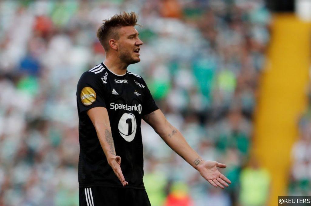 Rosenborg Nicklas Bendtner