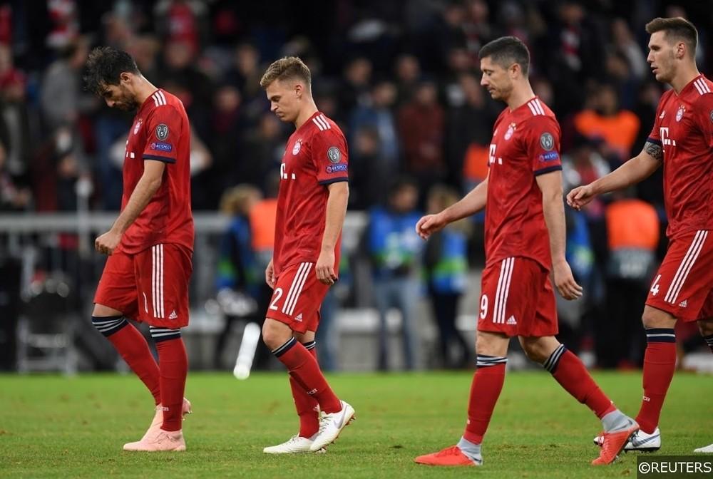 Bundesliga - Bayern Munich vs Stuttgart