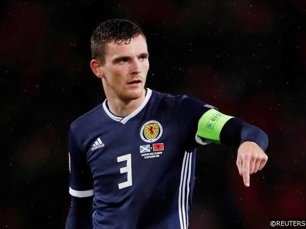 Scotland Andrew Roberston