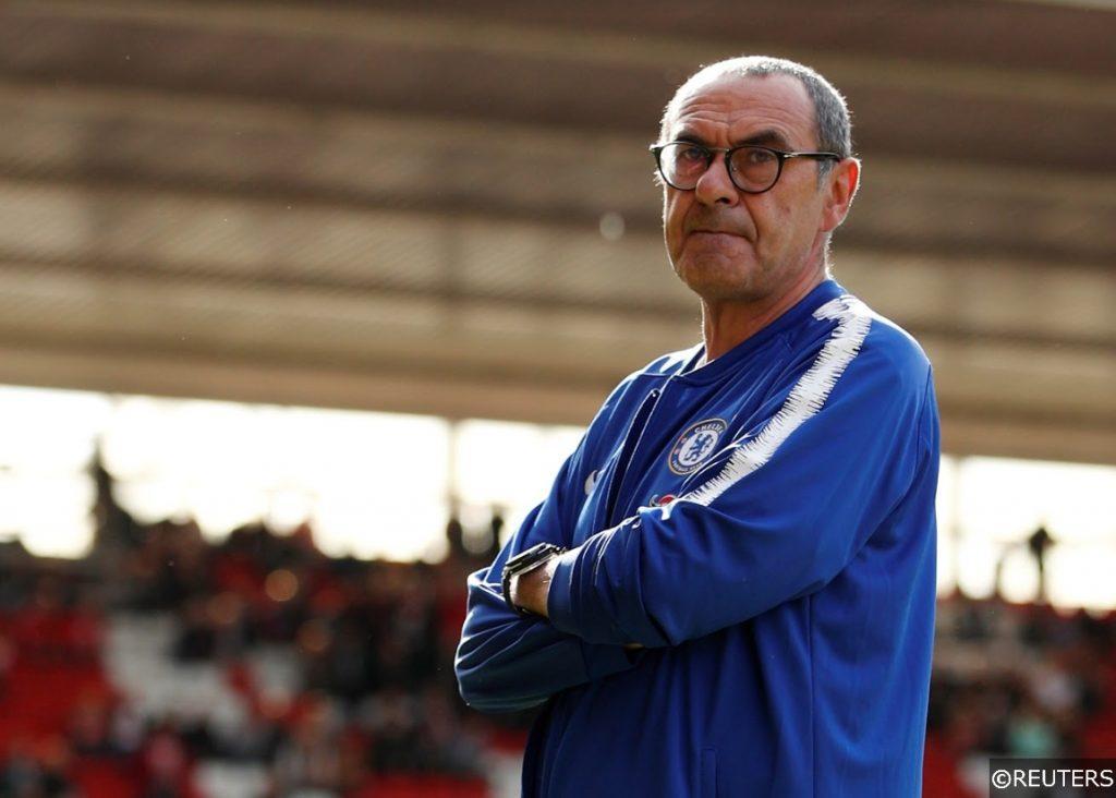 Chelsea manager Sarri
