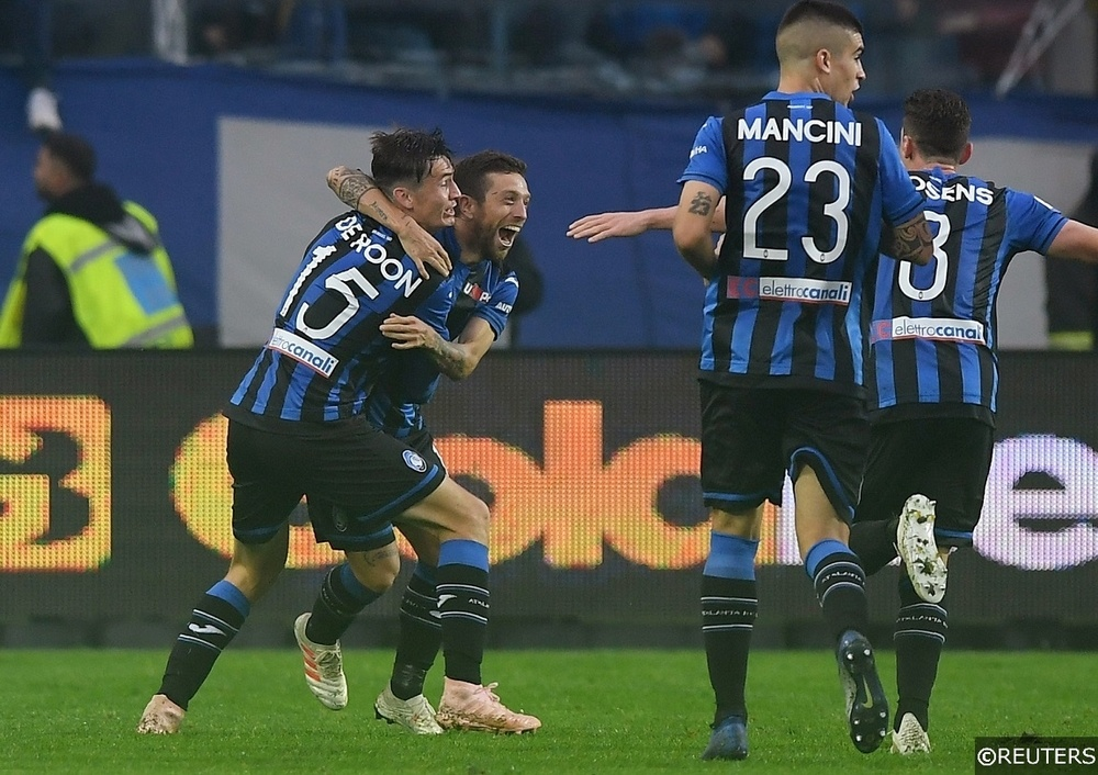 Image result for Atalanta v Lazio