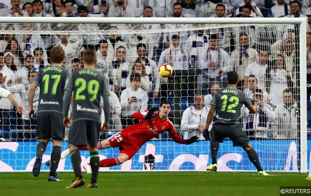 Copa del Rey - Real Betis vs Real Sociedad