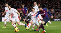 Copa del Rey - Barcelona v Levante