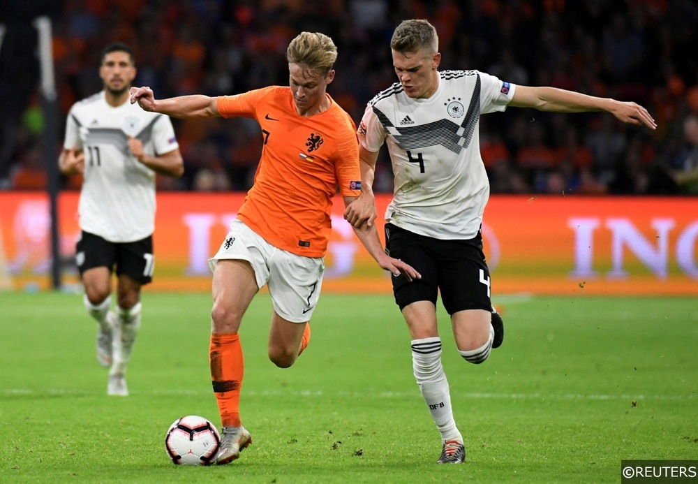 Frenkie de Jong follows famous footsteps with Barca move