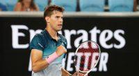 Austria's Dominic Thiem Australian Open Tennis