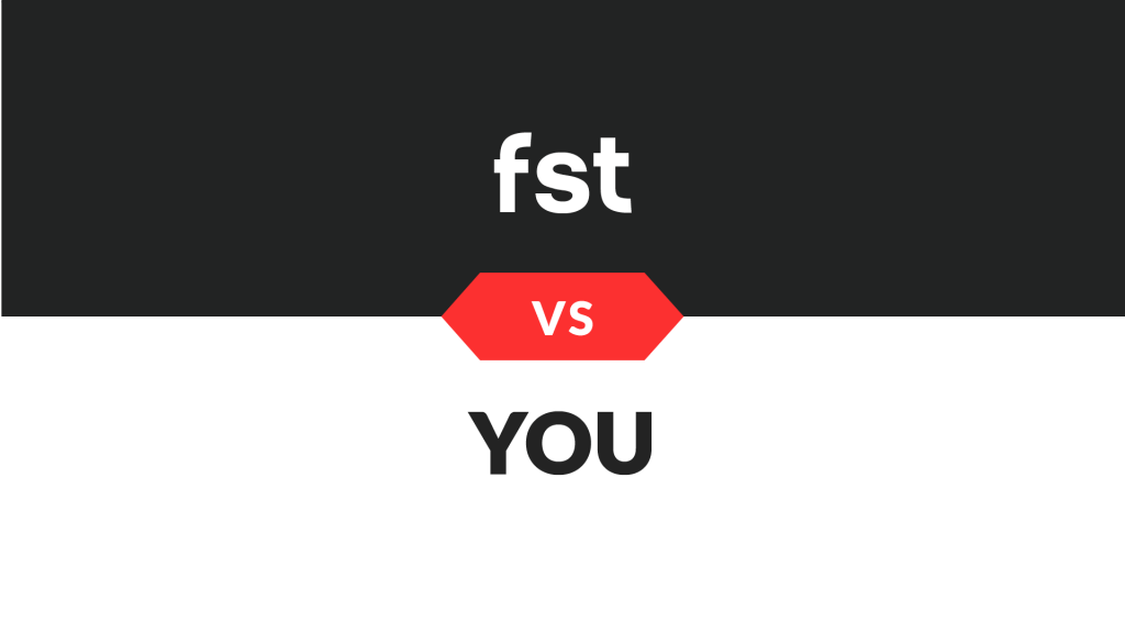 FST vs YOU competition